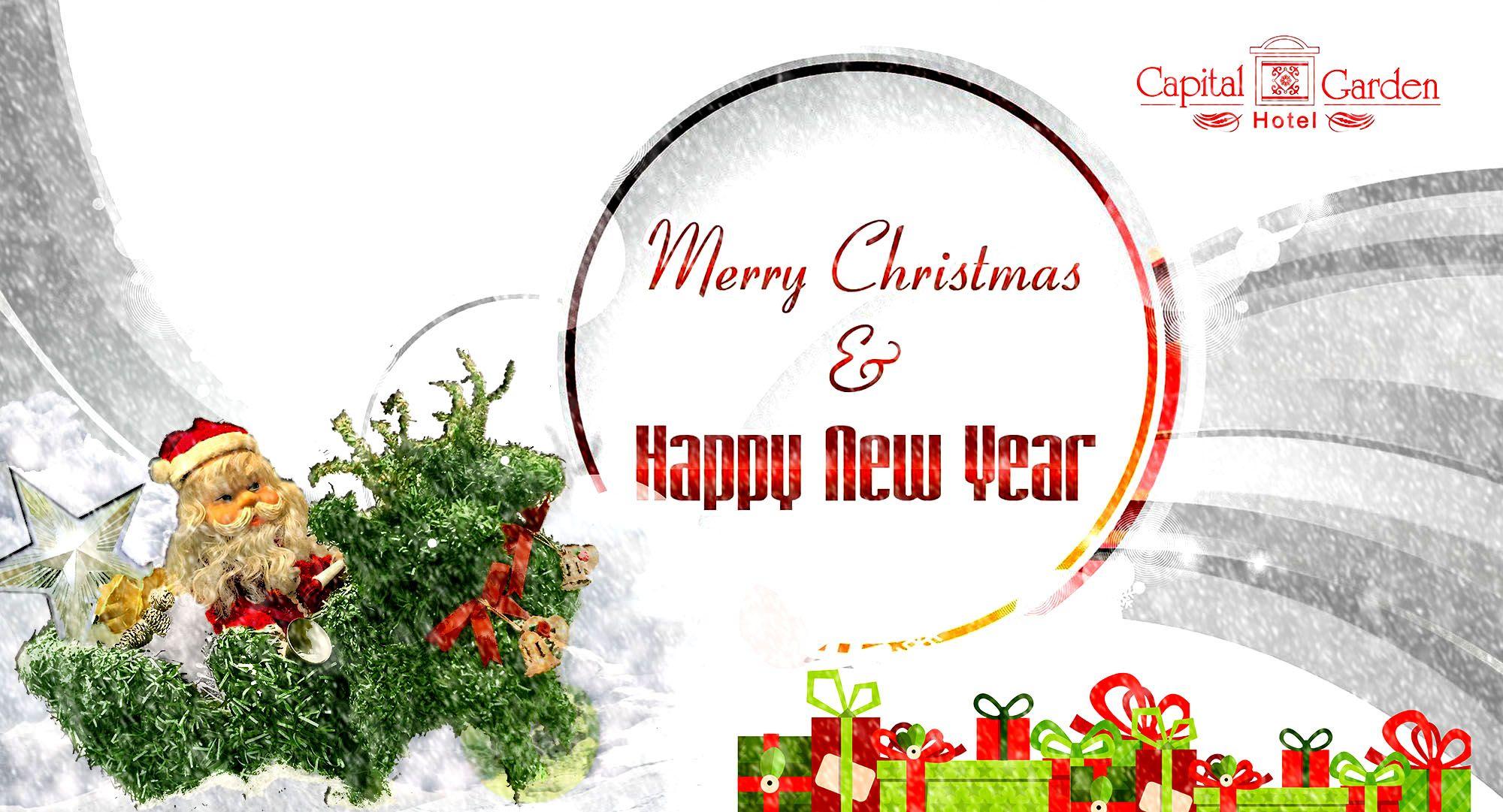 XMAS & HAPPY NEW YEAR 2018